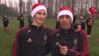 Buon Natale da tutto il settore giovanile rossonero   AC Milan Official