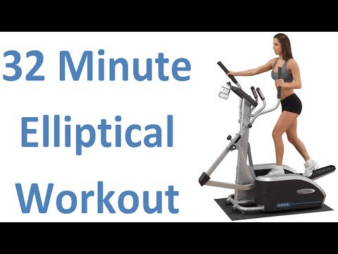 How fast can you lose weight on elliptical