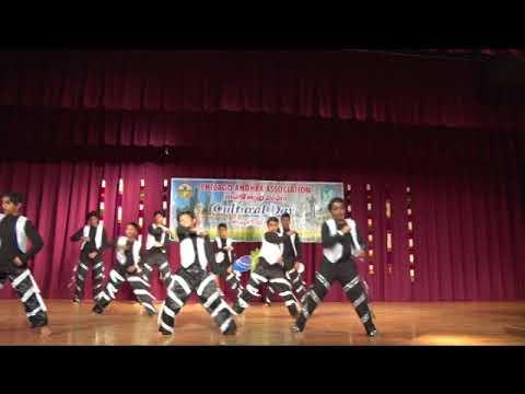 """CAA - 2017 AP Cultural Festival - Oct 14th 2017 - Item-18 """"Pranaamam"""""""