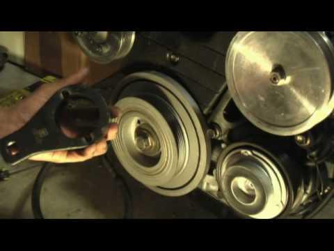 Двигатель 2JZ-GE. Гараж Джефа. Часть 2