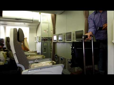 Singapore airlines economy class flights review SQ607