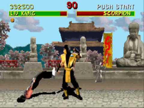 Mortal Kombat Video 1