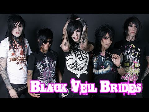 Jackie and Martina Interview Black Veil Brides