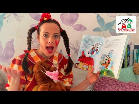 Spievankovo  - Čítanie s mackom rúškom