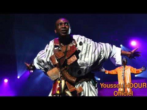 Youssou NDOUR - Bercy 2013 | Pape Ndiaye