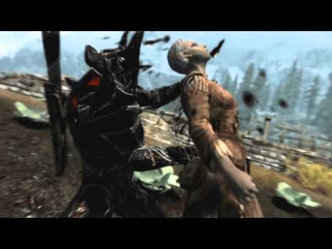 he Elder Scrolls V Skyrim ( Blizzaine -- [oZ] Drumstep Remix  ) music video