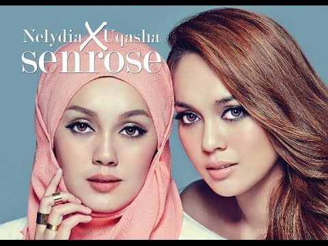 InTrend : Behind The Scene - Cover Nelydia & Uqasha Senrose Ogos 2014