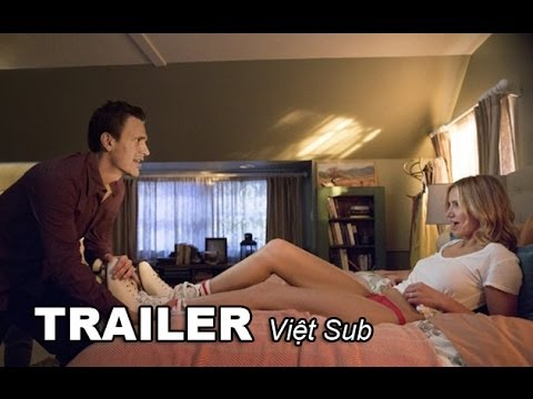 SEX TAPE - Official Trailer (Việt Sub)