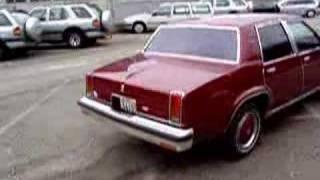Oldsmobile Omega 1981