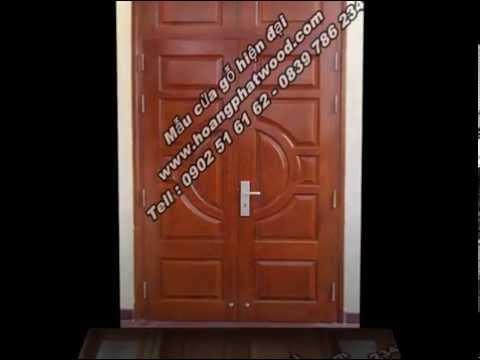 Những mẫu cửa gỗ đẹp, 0902516162 Gỗ Sồi - Óc chó - Hương - Gõ đỏ