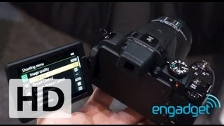 Nikon Coolpix P520 And L820 Hands-On Engadget