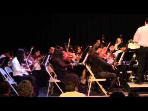 Lakeside Middle School Orchestra Concert_03062014