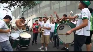 CHARANGA DA BARRA UNA (TORCIDA DO AM�RICA) - V�DEO 3