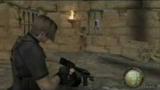 Resident Evil 4 PC Krauser Vs Leon Professional
