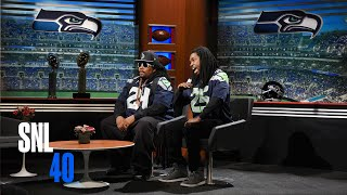 Super Bowl Shut Down: Patriots Coach Pete Carroll vs Seahawks Richard Sherman and Marshawn Lynch
