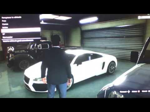 Comment avoir une voiture gratuite dans gta 5 for Voiture garage gta 5 mode histoire