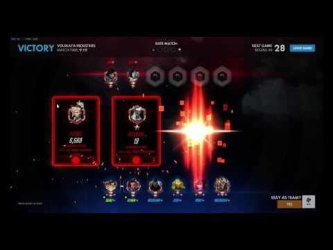 Overwatch: sombra 6 man hack omg