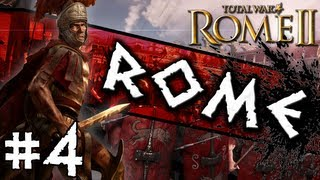 Total War: Rome II: Rome Campaign #4 ~ Destroying The