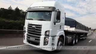 Conheça O Cavalo Mecânico VW Constellation 25.390