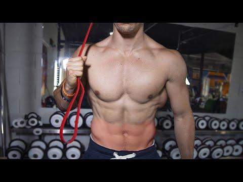 4 exercices super efficace pour perdre du ventre (avec élastique)