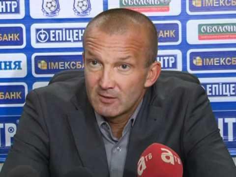 «Черноморец» - «Шахтер». Пресс-конференция. 28.08.2011