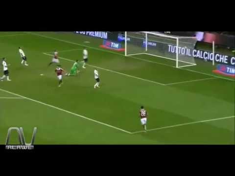 Riccardo Montolivo - Unreal passes - The complete midfielder