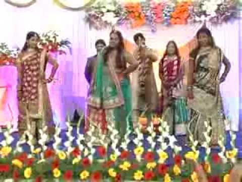 Abhilasha weds Abilash- wedding dance