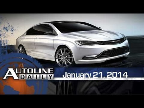 Cadillac & Chrysler to Add More Models - Autoline Daily 1296