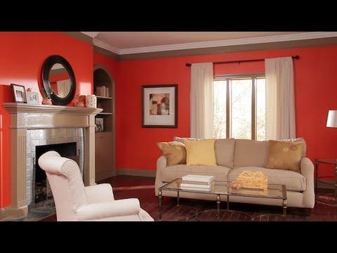 C mo pintar una habitaci n con varios colores youtube for Como disenar una habitacion
