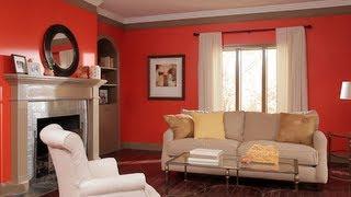 Pintar una habitación con varios colores
