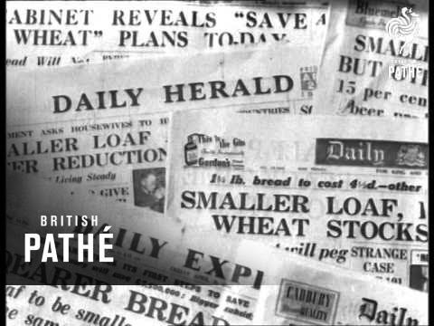 Headlines: Small Loaf (1946)