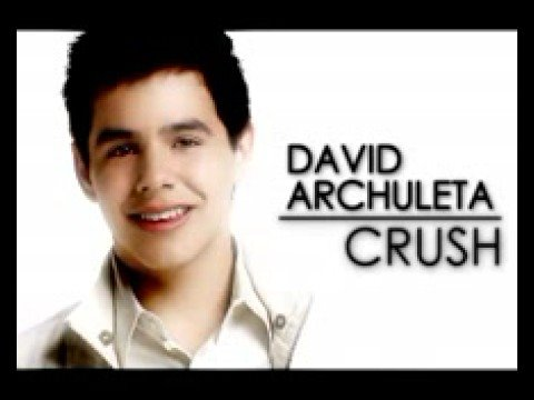 David Archuleta – Crush Lyrics | Genius Lyrics
