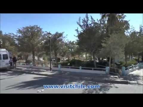 Toconao Town, Atacama Salt