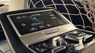 Audi A8 (2018) Relaxation Seat with Foot Massage [YOUCAR]. YouCar Car Reviews.