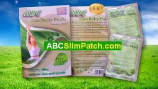 Original ABC Slim Belly Slimming Patch Fast Weight Loss