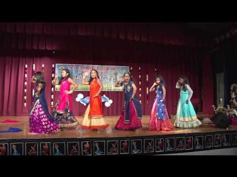 "CAA - 2017 AP Cultural Festival - Oct 14th 2017 - Item-30 ""Vachinde""  from Fidaa"