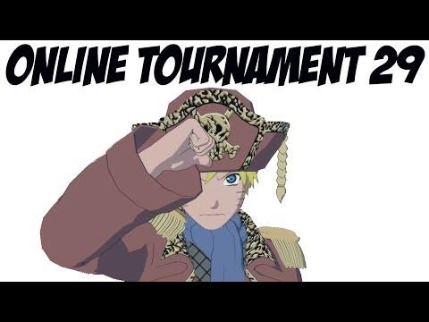 Naruto Shippuden Ultimate Ninja Storm 3 Full Burst - Online Tournament 29: DLC Costumes Edition