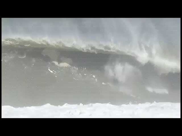 Gary Hughes at Puerto  - 2015 Wipeout of the Year Entry - XXL Big Wave Awards