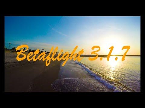 Betaflight 3.1.7 FPV FREESTYLE QAV210 SPRacing F3 PIDs Rates Tuning PT1 GoPro HERO4