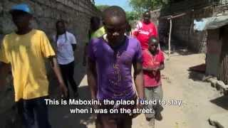I am Benson, I am Somebody - Street Child to Champion for Kenya's Street Children