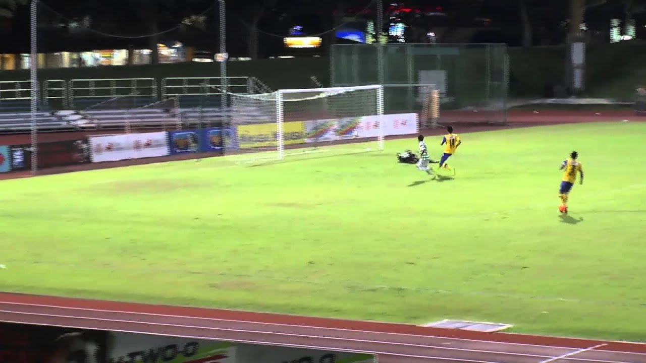 Geylang United FC 2-3 Harimau Muda B