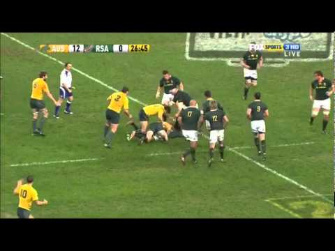 James O'Connor Perfect Game vs RSA