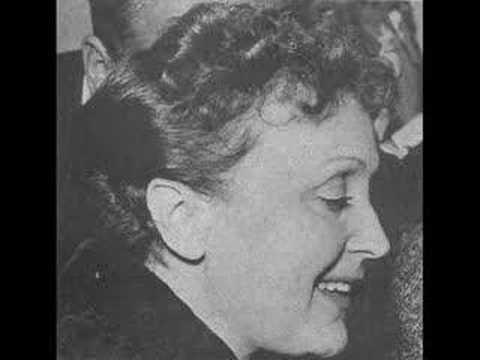 Edith Piaf LHymne A lamour
