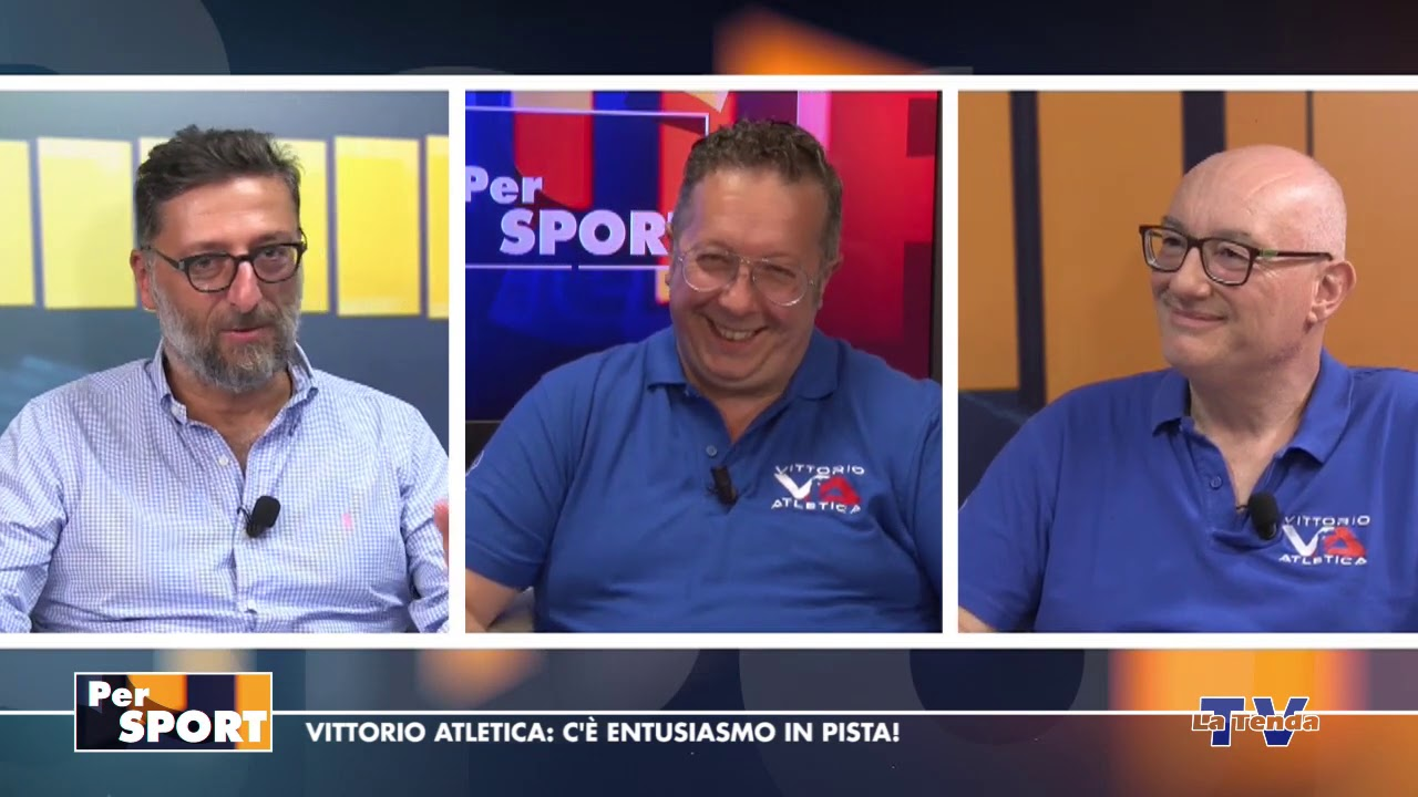 Per Sport - Vittorio Atletica