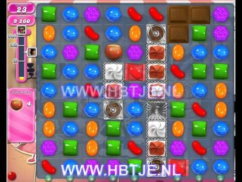Candy Crush Saga level 517
