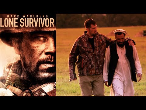 Lone Survivor: How an Afghan and a Navy SEAL became