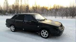 ВАЗ 2115 : Автообзор:Черная Пантера