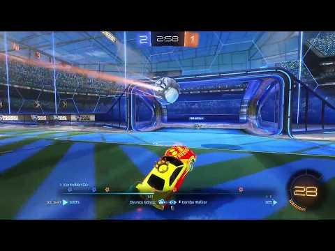 Rocket League Skills #3