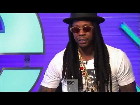 "Ashanti Interviews 2 Chainz on Kanye, GOOD Music & his ""Rapid"" Success"