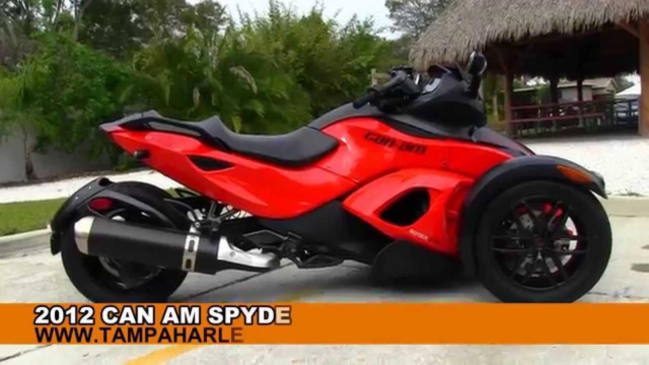 Can Am Spyder Panama City Beach